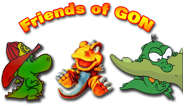 friends of gon